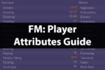 Player Attributes & Stats Explained – Football Manager 20
