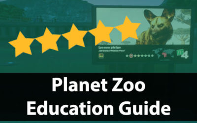 How To Increase Education Ratings | Planet Zoo Guide