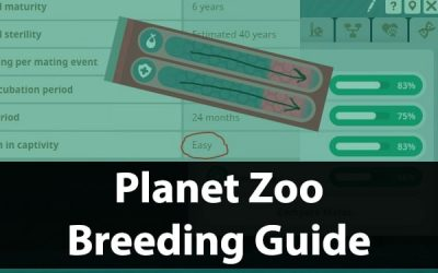 Breeding Guide Planet Zoo | Inbreeding & Albino Tips