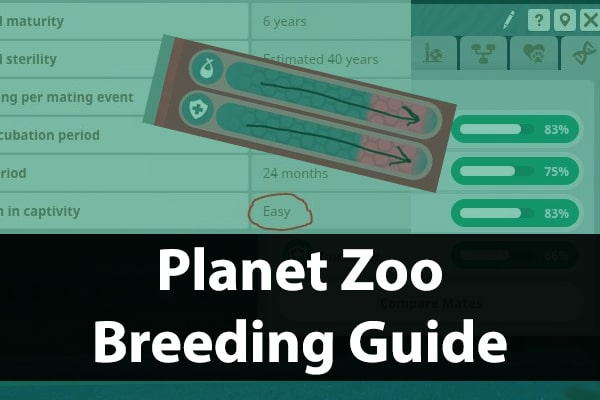 Planet Zoo Breeding Guide